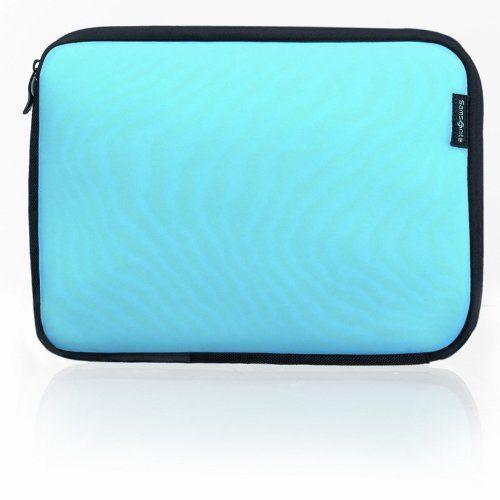 Samsonite U24*21007 15.6Zoll Notebook-Hülle Blau Notebooktasche - Notebooktaschen (Notebook-Hülle, 39,6 cm (15.6 Zoll), 220 g, Blau)