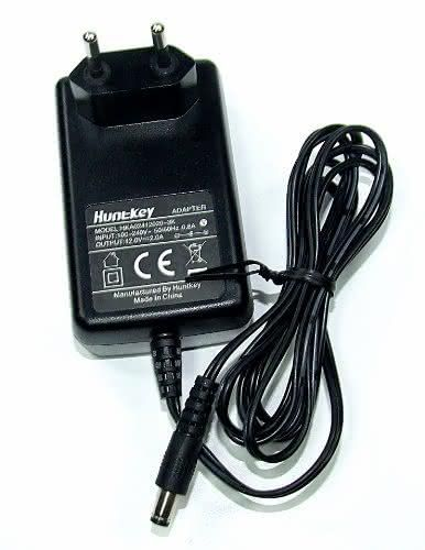 Huntkey Netzteil HKA02412020-3K 12V 2A Netzstecker AC Adapter NEU