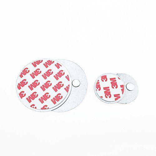 3M Magnet Befestigung für Mini Rauchmelder Halter Magnetbefestigung Magnethalterung
