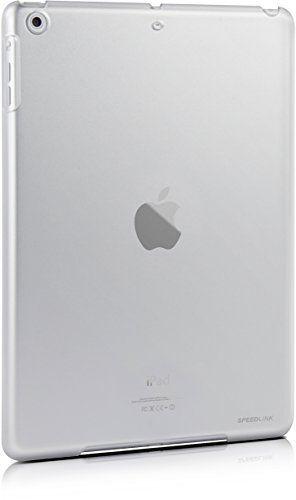 Speedlink (B-WARE) Verge Pure Cover Tablet-Schutzhülle für Apple iPad Air (robustes Material, Kamera/Anschlüsse/Tasten frei erreichbar)
