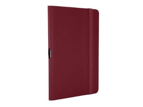 Targus THZ20102EU Kickstand Case für Samsung Galaxy Tab 20,3 cm (8 Zoll) rot