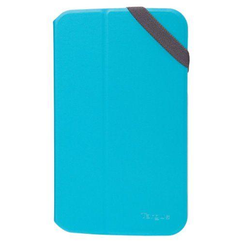 """Targus EverVu  Galaxy Tab 4 7"""" Tasche - Blau"""
