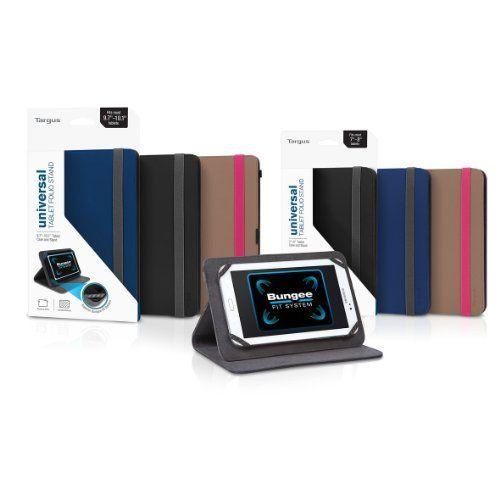 "Targus Universal 7-8"" Tablet Foliostand Tasche - Grau"