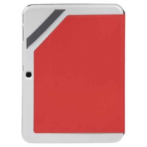 "Targus EverVu  Galaxy Tab 4 10.1 "" Tasche - Rot"
