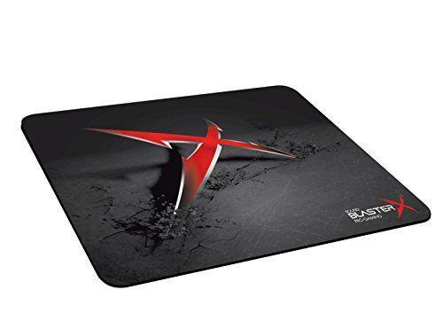 Creative (B-WARE) Sound BlasterX Alphapad Gaming Mousepad schwarz 09-07-2