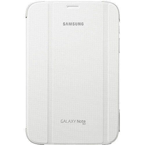 Samsung Original EF-BN510BWEGWW Tasche (kompatibel mit Galaxy Note 8.0) in polaris weiß