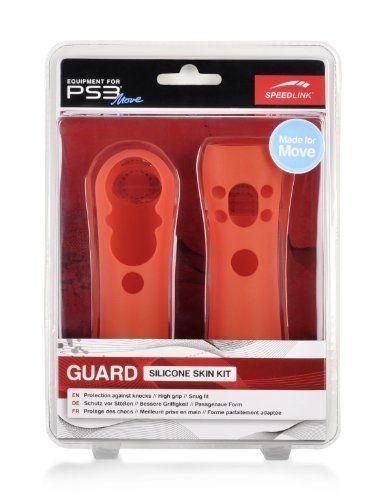 PlayStation 3 - Guard Silicone Skin für Move, Rot