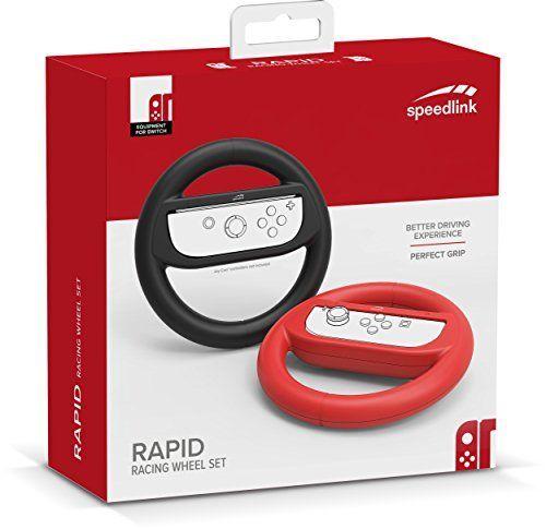 Spee RAPID Racing Wheel Set Switch