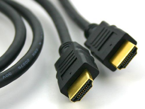 Excellent Quality Premium v1.4a high-performance HDMI to HDMI 2 meter cable with full v1.4 specifications for next-generation devices such as Blu-Ray, 3D HDTV, Virgin Media, Sky TV, Projectors, 24p True Cinema, XBOX 360, PS3, PS4, XBOX One and supports fu