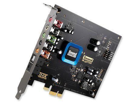 Creative (B-Ware) Sound Blaster Recon3D PCI-e interne Gaming Soundkarte