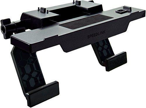 Speedlink (B-WARE)  Tork Kamerahalter für PlayStation 4/PS4-Kamera (variabel einstellbar für TV/Monitor bis 7,5cm Tiefe) schwarz