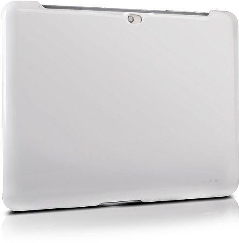 Speedlink (B-WARE) Verge Pure Cover Tablet-Schutzhülle für Samsung Galaxy Tab 2 10.1 (robustes Material , Kamera/Anschlüsse/Tasten frei erreichbar) weiß