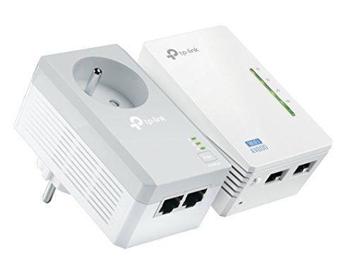 TP-Link B-WareTL Adapter-Set CPL weiß CPL WiFi