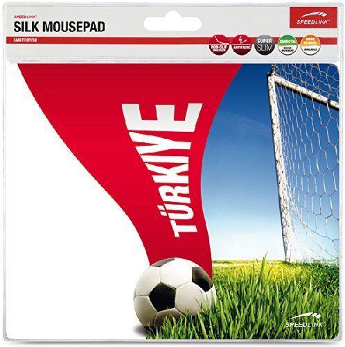 Speedlink (B-WARE) Silk Mousepad, Fan Edition Turkey