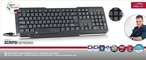 Speed Link Scripsi Tastatur