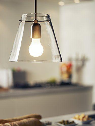 6x Philips LED Lampe ersetzt 60 W, EEK A+, E27, warmweiß (2700 Kelvin), 806 Lumen, matt