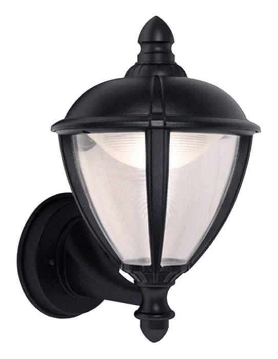 Eco Light LED Außenwandleuchte Unite stehend IP 44, LED 9W, 420 Lumen Aluminium Lieferbar