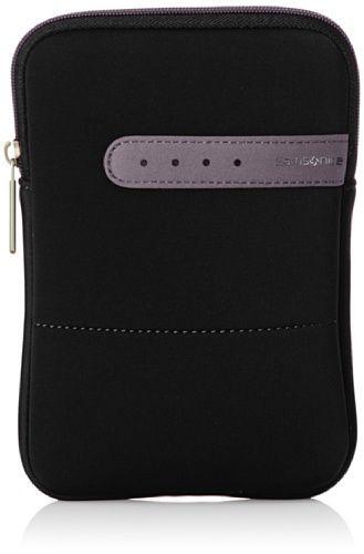 Samsonite  Colorshield Ipad Mini Sleeve,  Uni Kofferorganizer Grau Black/Grey 22 cm