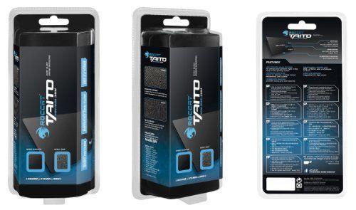 ROCCAT (B-WARE)  Taito Gaming Mauspad (Mini-Size, 265x210mm, 3mm) schwarz