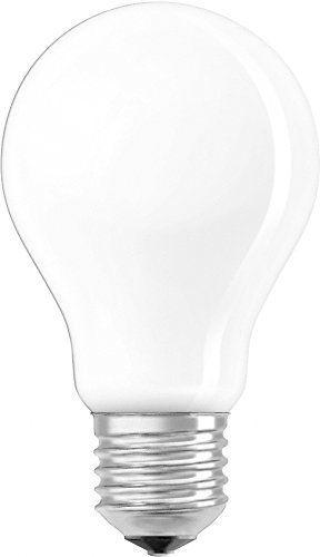6x Osram LED-Lampe | Sockel E27 |Warm White (2700 K) | ersetzt Glühlampen mit 75 W | 8,00 W | Matt | LED Retrofit CLASSIC A