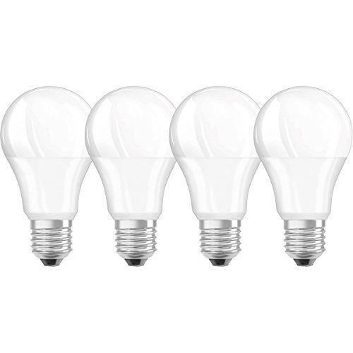 4x Osram LED E27 Lampe RELAX and ACTIVE Kaltweiß u. Warmweiß (2700 K4000 K) | ersetzt Glühlampen 8w =60 W 2277