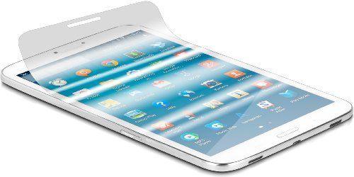Speedlink Glance Bildschirmschutzfolie für das Samsung Galaxy Tab 3 8.0 (clear/transparent, schützt das Display, Mikrofasertuch und Rakel)