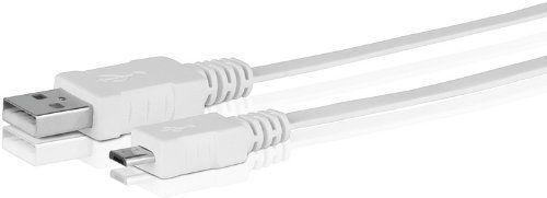 Speedlink (B-WARE) Ladekabel (Mikro-USB-B/USB-A-Kabel, für Tablet und Smartphone, Daten- und Stromübertragung, Synchronisieren und Aufladen) weiß