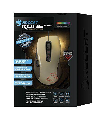ROCCAT (B-WARE) Kone Pure Gaming Maus desert strike