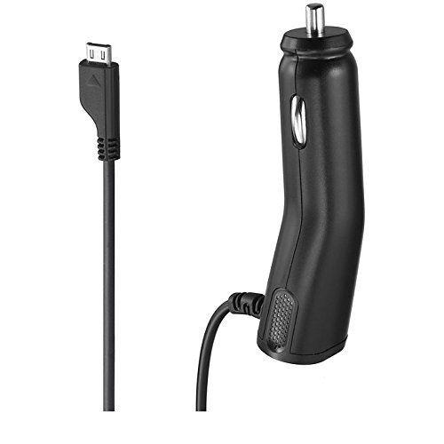 Samsung KFZ-Ladekabel 12/24V auf micro-USB in schwarz b-ware