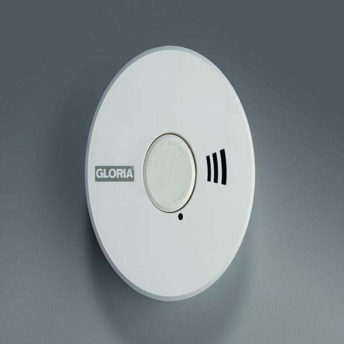 GLORIA Rauchwarnmelder VdS RQ-10
