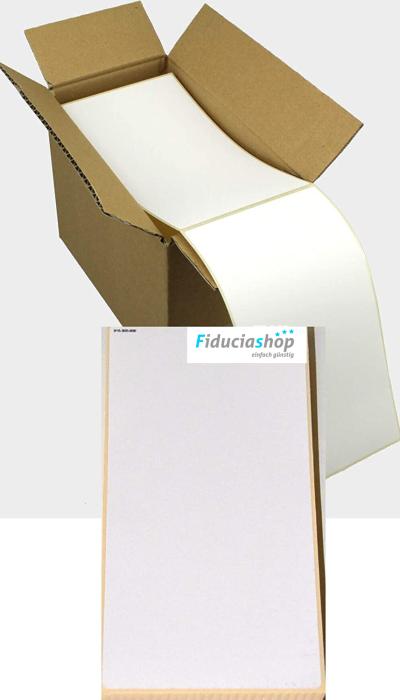 2000x Versandetiketten für DHL Thermopapier 910-300-600 103 x 199 (Faltband) Leporello