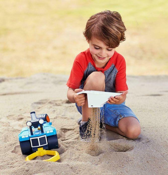 Mattel Matchbox Schatzsuche Truck Metalldetektor Kinder Spielzeug Auto