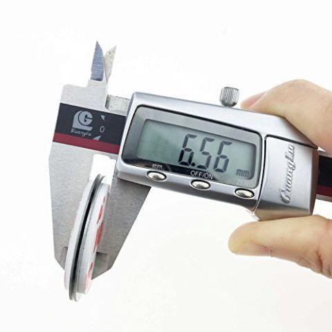 10x 3M Premium Magnethalter Magnethalterung Magnetbefestigung für Rauchmelder